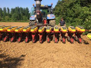 Maize Drill
