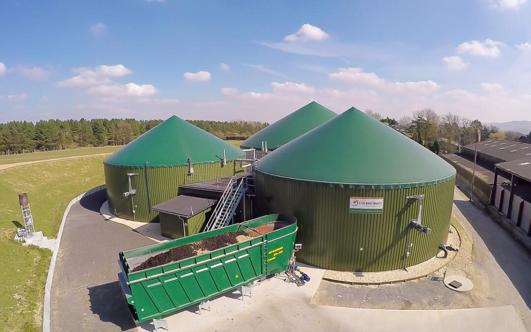 DIVERSIFICATION IN FARMING: FRANS DE BOER GIVES US HIS PERSPECTIVE ON ANAEROBIC DIGESTION