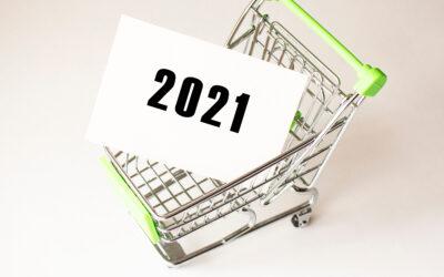 TEN HOUSEHOLD FOOD SPENDING TRENDS FOR 2021