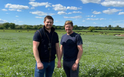 BE READY FOR FARMING'S SHIFTING AGENDA SAYS SHAFTSBURY CONTRACTING BUSINESS