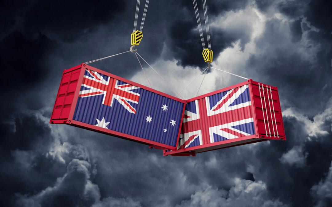 AUSTRALIA TRADE DEAL: FARMERS WAIT FOR REASSURANCE